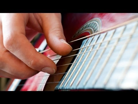 Guitar Finger Exercises: Spider, Version 1 | How to Play Guitar Fingerstyle