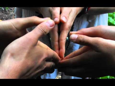 Circle Ceremony – Water Crystal Connection (Star Tetrahedron Activation) ~ HuMandalas.com