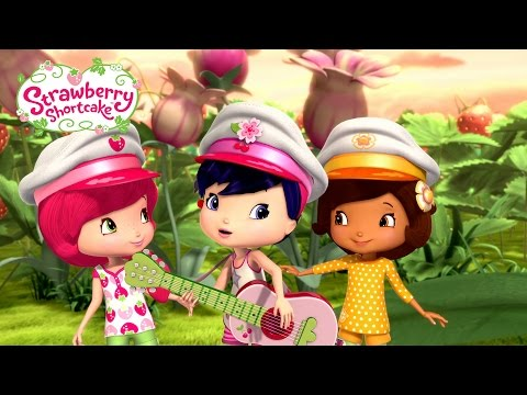 Strawberry Shortcake - It's A Beautiful Lovely Wonderful Day