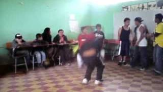 Chichicastenango, Bboys