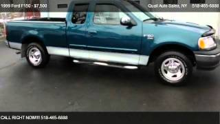 1999 Ford F150 XLT SuperCab Short Bed 2WD - for sale in Albany, NY 12206