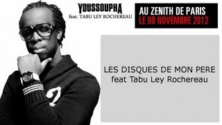 Youssoupha feat Tabu Ley Rochereau - Les Disques De Mon Père - Paroles (Officiel)