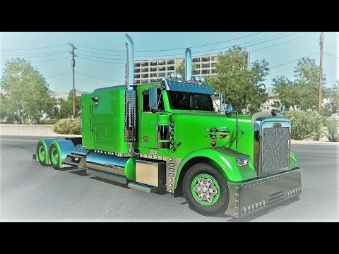 Freightliner classic xl custom fixed 1.38