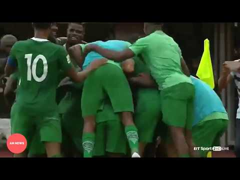 Nigeria Vs Cameroon 4-0 -  All Goals & Highlights - World Cup Qualification [HD] | AM News
