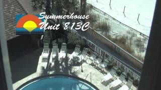 Unit 813-C Summerhouse Condo Panama City Beach Vacation Rental