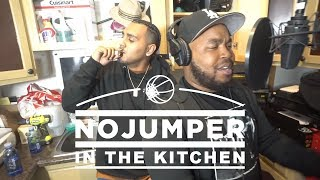 Eddy Baker & Celes Karter - In The Kitchen with No Jumper
