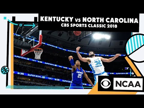 Video: No. 19 Kentucky vs. No. 9 UNC | Wildcats Take Down Tar Heels
