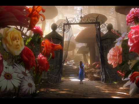 Tim Burton's Alice In Wonderland OST - Alice's Theme