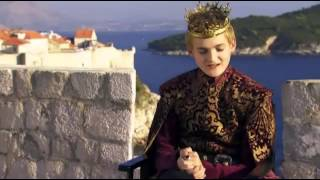 Watch A Game of Thrones Online Free:http://explorewesterosblog.com/watch-a-game-of-thrones-online-free/Jack Gleeson discusses playing Joffrey and how Sansa reacts to his behaviour. Visit our Wesbite: http://explorewesterosblog.com/Like us on Facebook: https://www.facebook.com/FollowHouseTargaryenFollow us on Twitter: https://twitter.com/HouseTargaryenn