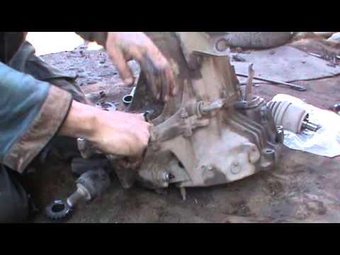 Замена сальника между коробкой и двигателем ваз 2109 фотка