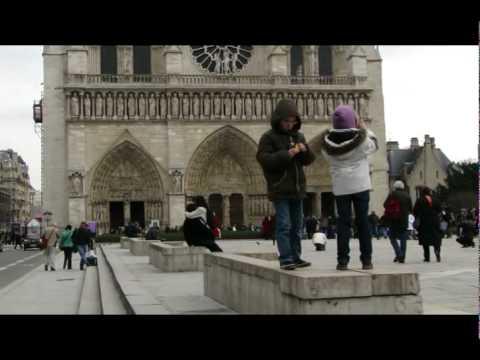 Cathédrale Notre Dame de Paris - Outside