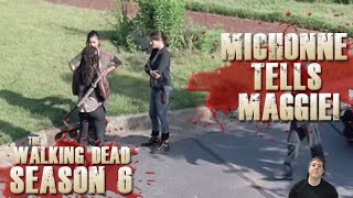 The Walking Dead Season 6 Episode 5 Now - Video Predictions!