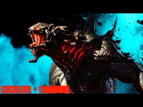 EVOLVE Gameplay 1080P HD | Evolve MONSTER Hunt!!! | Evolve ALPHA Monster Gameplay w/ The Stream Team