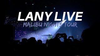 LANY live in LONDON   MALIBU NIGHTS TOUR