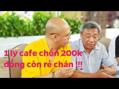 VN Unknown #32:  Cafe chồn Kiên Cường 200k đồng 1 ly là còn rẻ chán !!! - Thời lượng: 40 phút.