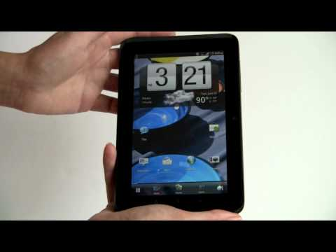 HTC EVO View 4G Review
