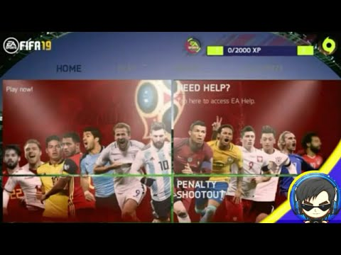 [800mb] FIFA 19 WORLD CUP RUSSIA OFFLINE ANDROID ! Download Apk+Obb HD Graphics Android - FIFA 19