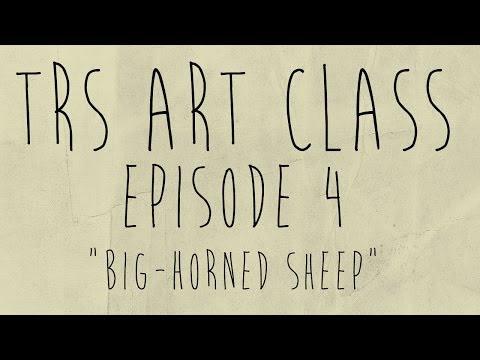 TRS Art Class Episode 6