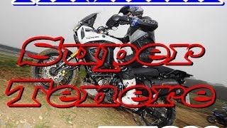 4. 2014 Yamaha XT1200 Super Tenere off road (noob) test