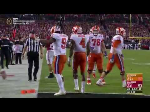 Download Alabama vs Clemson Highlights  2017 CFB National Championship HD Mp4 3GP Video and MP3