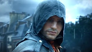 Assassin   S Creed Unity New Cinematic Trailer   Arno Master Assassin Movie Scene  2014  Hd