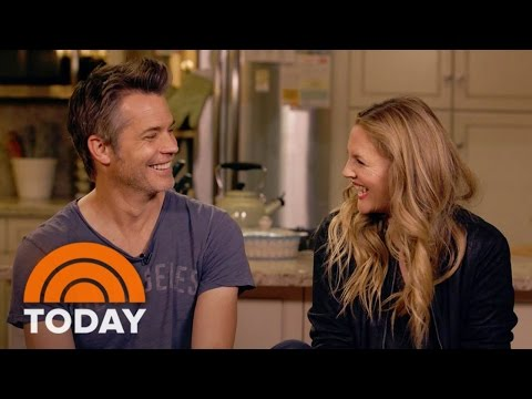 Drew Barrymore, Timothy Olyphant Talk Netflix Comedy 'Santa Clarita Diet' | TODAY