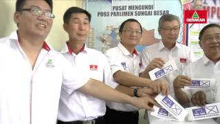 20170207 UMNO, Gerakan Leaders Visited Dong Zong