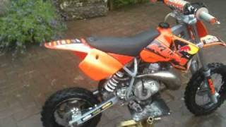 5. Brodies Ktm 50 Pro Junior