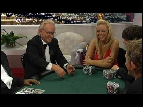 Poker Chip & Magic Tricks con Allan Ackerman