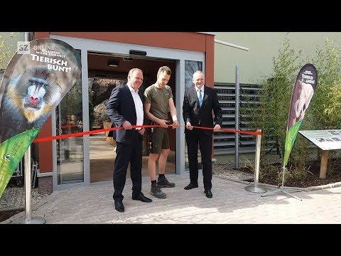 Dresden: Eröffnung des neuen Afrikahauses im Dresdner Z ...