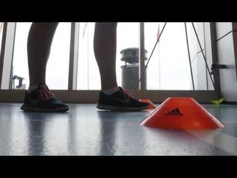 Kanada Hokey Fitnees Testi / Field Hockey Canada- Fitness Testing