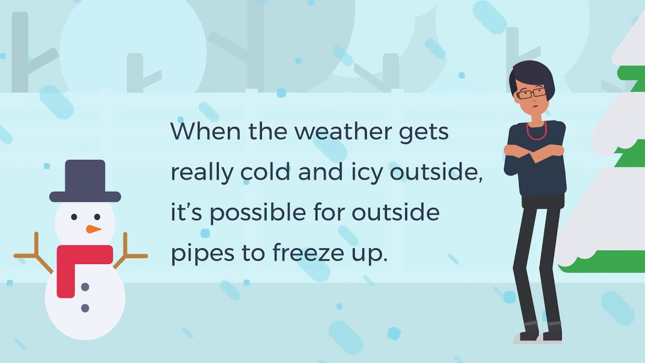 Quick Fix -  Looking after frozen pipes