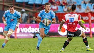 Bulls v Lions Rd.3 2018 Super Rugby Video Highlights