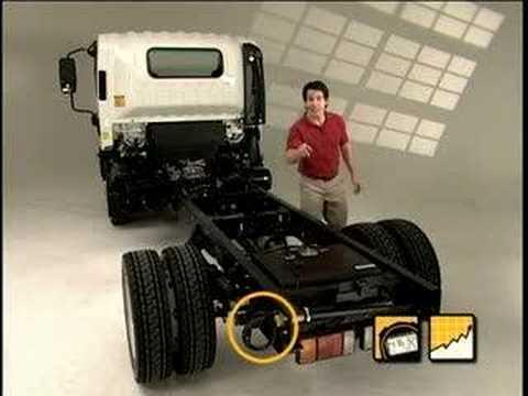 Isuzu N/W Series Truck Training Rear 4 of 8