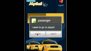 GPS TAXI DISPATCH (Driver) YouTube video