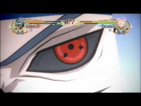 preview-Naruto: Ultimate Ninja Storm - Every Characters Ultimate Jutsu - PART 1/2 (PS3 / X360)