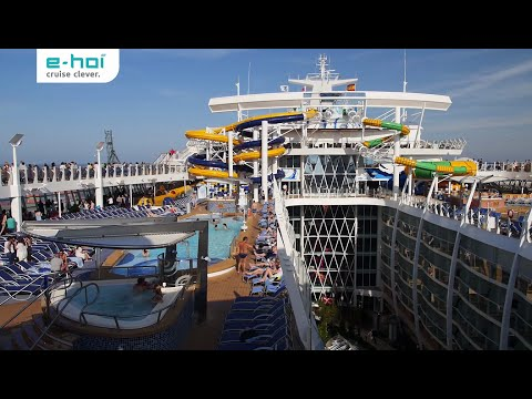 Harmony of the Seas: e-hoi an Bord der gigantischen Harmony of the Seas