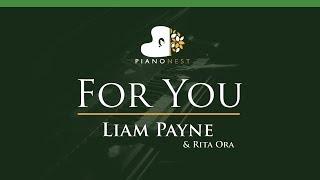Video Liam Payne & Rita Ora - For You - LOWER Key (Piano Karaoke / Sing Along) MP3, 3GP, MP4, WEBM, AVI, FLV Februari 2018