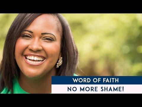 No more shame!