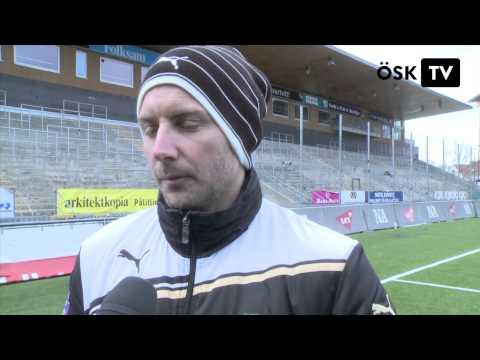 Axel Kjäll inför cupmötet med Dalkurd