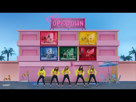 EXID UP&DOWN[JAPANESE VERSION]OFFICIAL MV