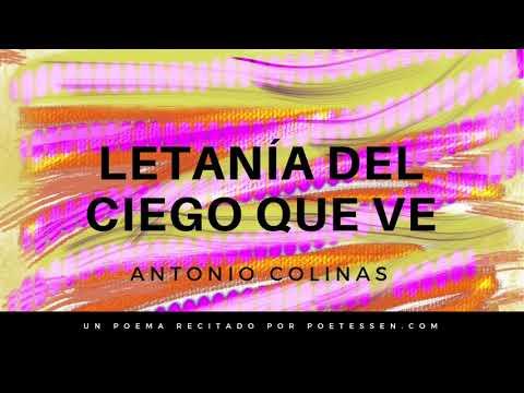 Poemas cortos - LETANÍA DEL CIEGO QUE VE  - Un poema de Antonio Colinas