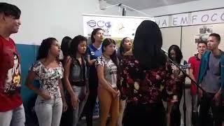 Rio Verruga, em prosa e verso, por alunos do Colégio Estadual José Sá Nunes