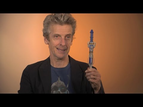 A Closer Look at the New Sonic Screwdriver!