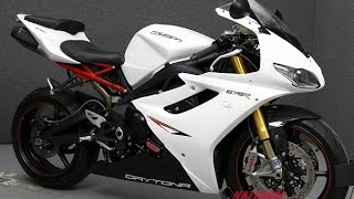 11. 2012  TRIUMPH  DAYTONA 675 R  - National Powersports Distributors