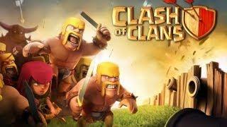 Clash of Clans videosu