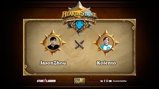 Jasonzhou vs Kolento, game 1