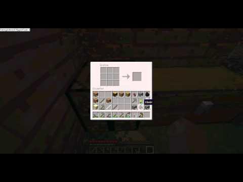 Minecraft- Kılıç,kazma...ve meşale nasıl yapılır ? (Bölüm 2)