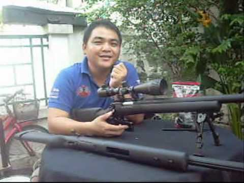 M24 - Review Classic Army M24 Thai Only No Sub i am not good at English.