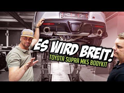 JP Performance - Es wird breit! | Toyota Supra MK5 Bodykit